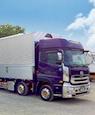 一般貨物の配送イメージ